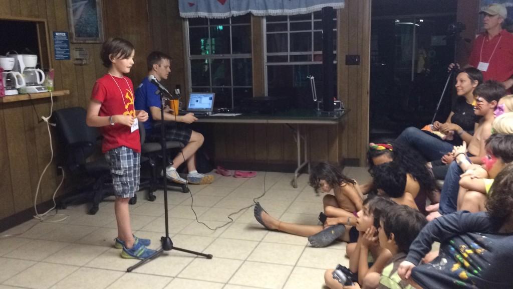 Talent Show Finn