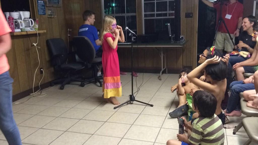Talent Show Kaylee