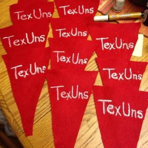 Texuns flags