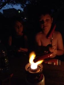 campfire kids