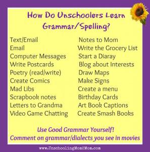 UM2m Grammar spelling copy
